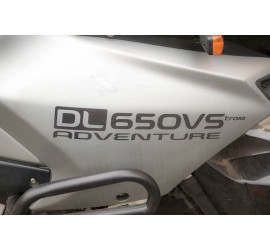 DL650 DL1000 Adventure reflective stickers