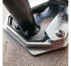 Honda CRF1100L Africa Twin side stand extension