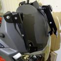 Aprilia ETV 1000 Caponord adjustable windshield bracket