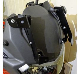 Aprilia ETV 1000 Caponord adjustable windshield bracket