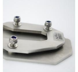 Poszerzenie stopki bocznej MT-07