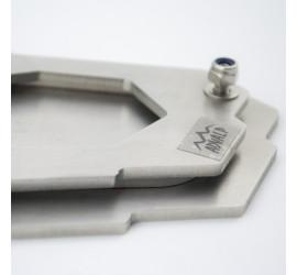 Poszerzenie stopki bocznej BMW R1200GS GSA 04-05