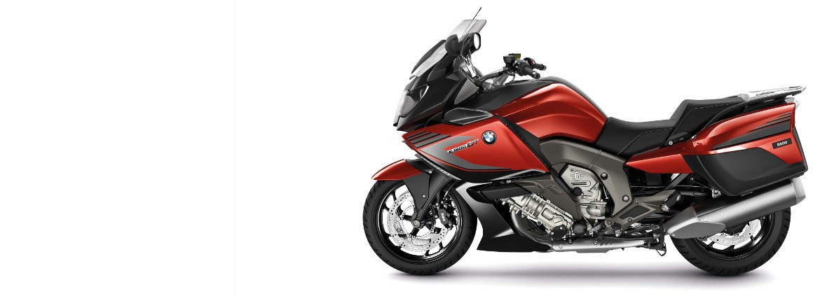 Motorcycle accessories for BMW K 1600 GT