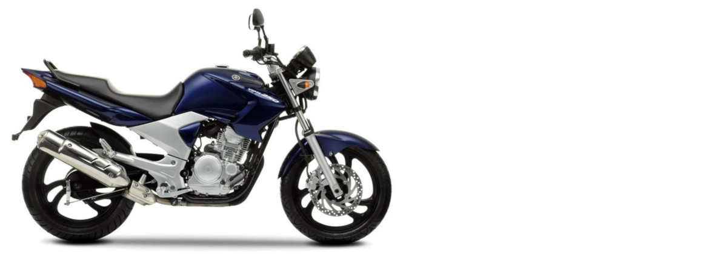 Akcesoria motocyklowe dla Yamaha YBR 250