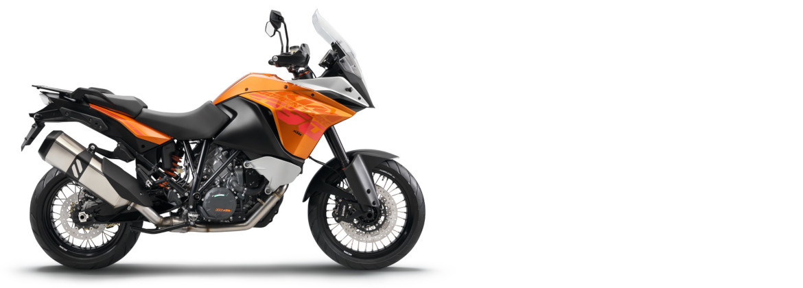 Motorcycle accessories for KTM 1190 Adventure