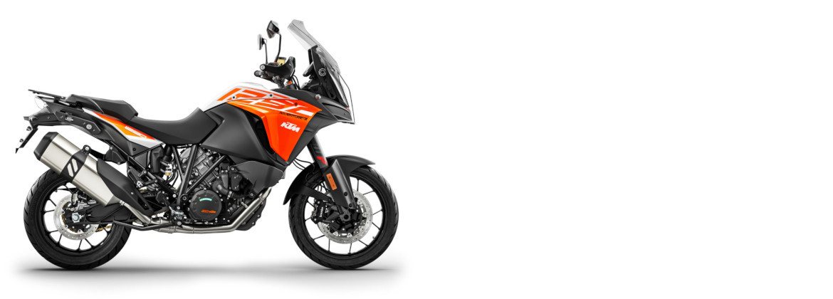 Motorcycle accessories for KTM 1290 Super Adventure