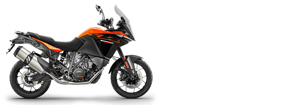 Motorcycle accessories for KTM 1090 Adventure