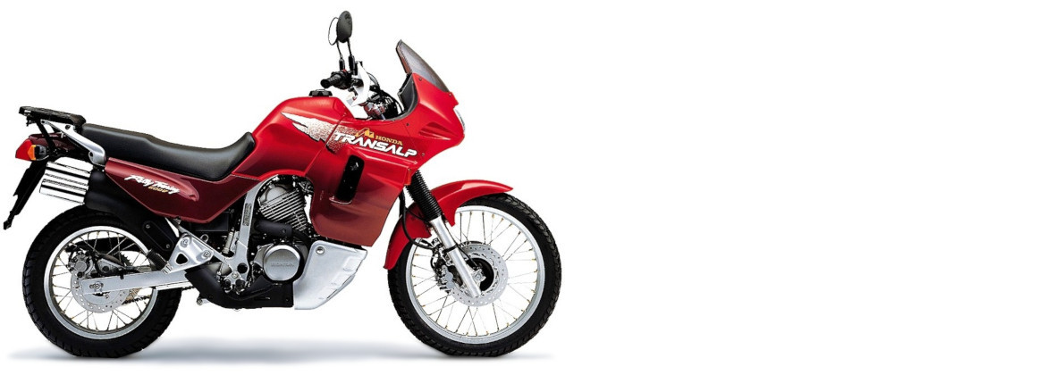 Motorcycle accessories for Honda XL 600 V Transalp