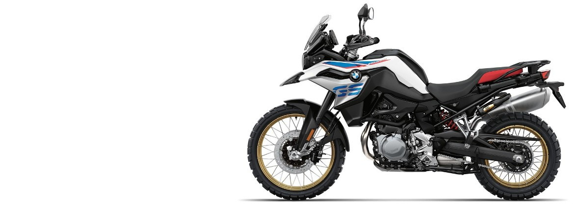 Motorcycle accessories for BMW F 850 GS