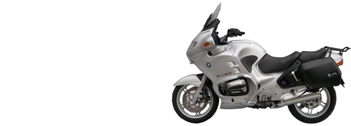 Motorcycle accessories for BMW R 850 RT