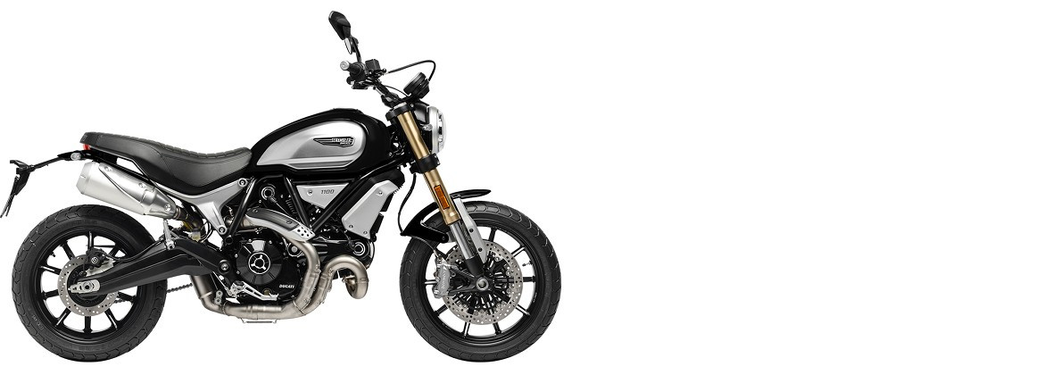 Motorcycle accessories for Ducati Scrambler 1100