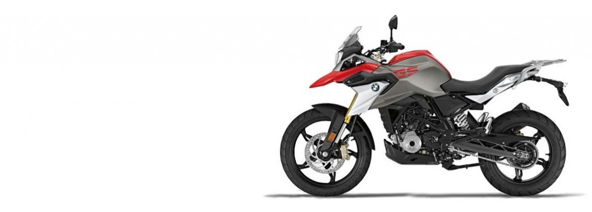 Motorcycle accessories for BMW G 310 GS