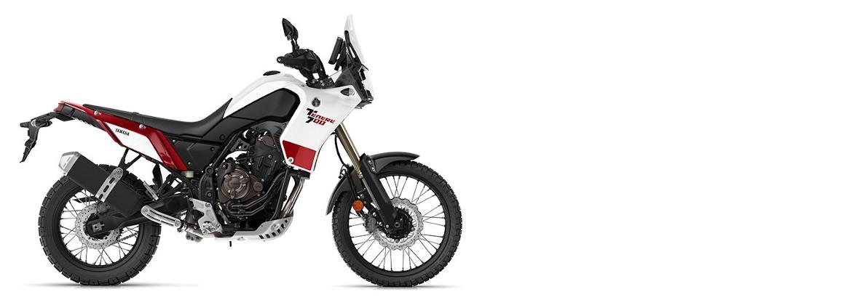 Akcesoria motocyklowe dla Yamaha Tenere 700