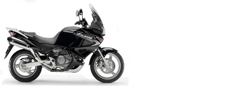 Motorcycle accessories for Honda XL1000 Varadero