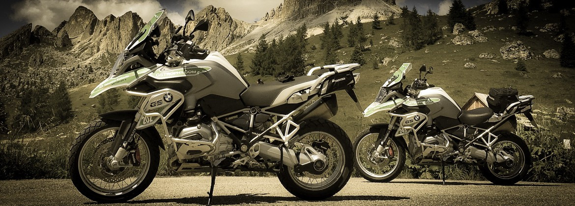 Motorcycle accessories for BMW