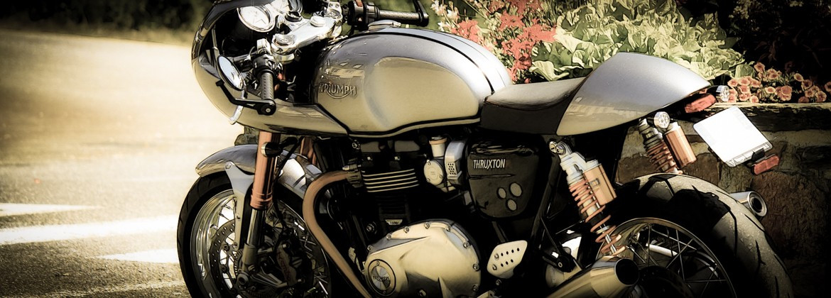 Motorcycle accessories for Triumph