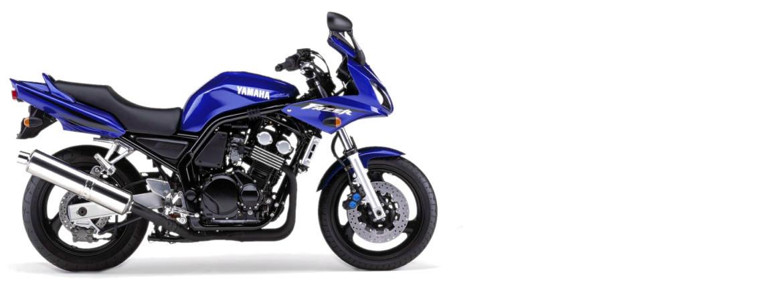 Akcesoria motocyklowe dla Yamaha FZS 600 (98-03)