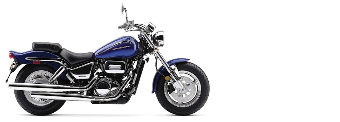 Motorcycle accessories for Suzuki Marauder VZ 800