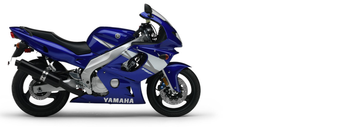 Motorcycle accessories for Yamaha YZF 600