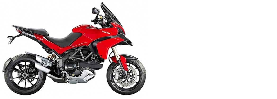 Motorcycle accessories for Ducati Multistrada 1200