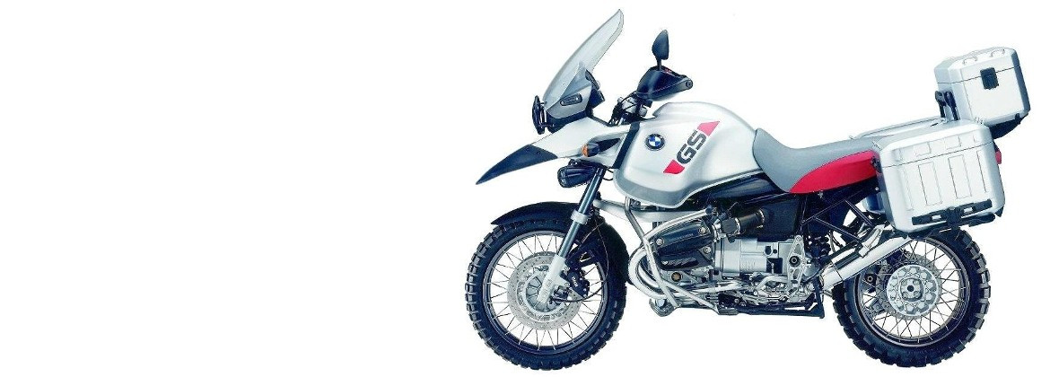 Motorcycle accessories for BMW R 1150 GS