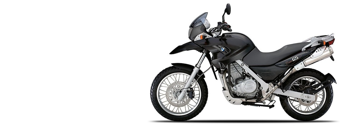 Motorcycle accessories for BMW F 650 GS