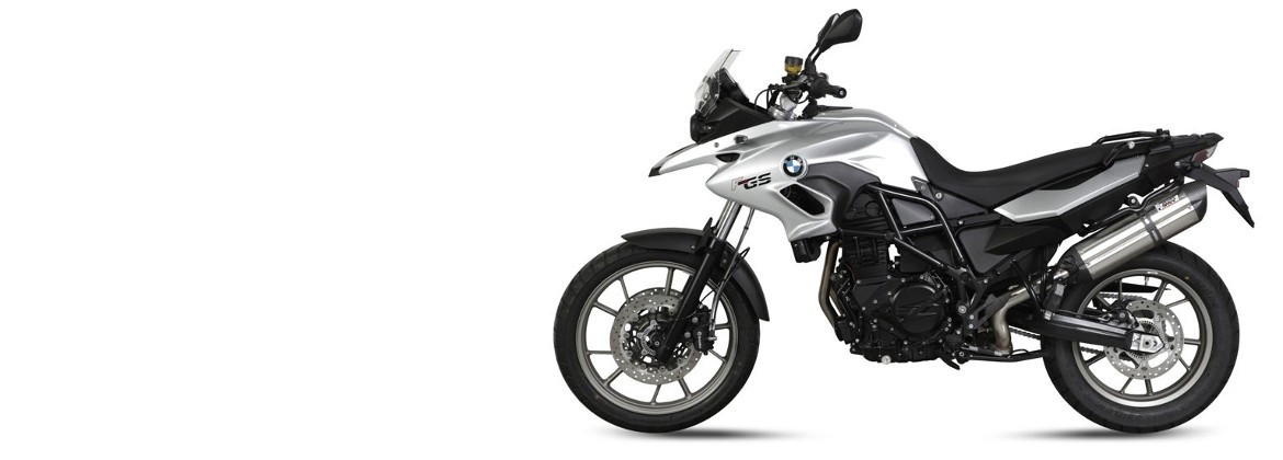 Motorcycle accessories for BMW F 700 GS