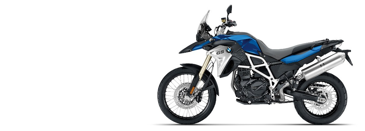 Motorcycle accessories for BMW F 800 GS