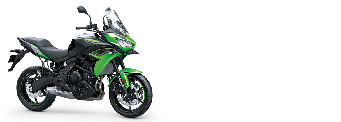 Motorcycle accessories for Kawasaki Versys 650