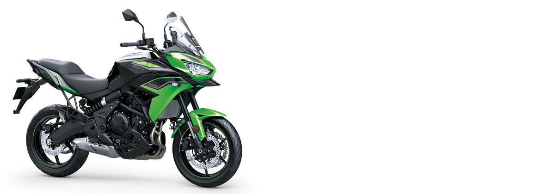 Akcesoria motocyklowe dla Kawasaki Versys 650