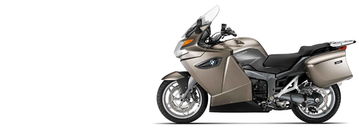 Motorcycle accessories for BMW K 1300 GT
