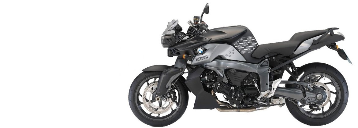 Motorcycle accessories for BMW K 1300 R