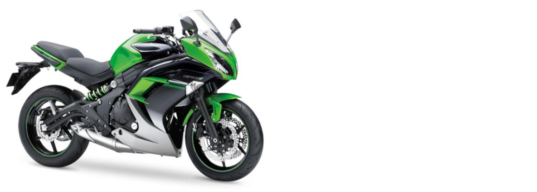 Akcesoria motocyklowe dla Kawasaki ER-6F