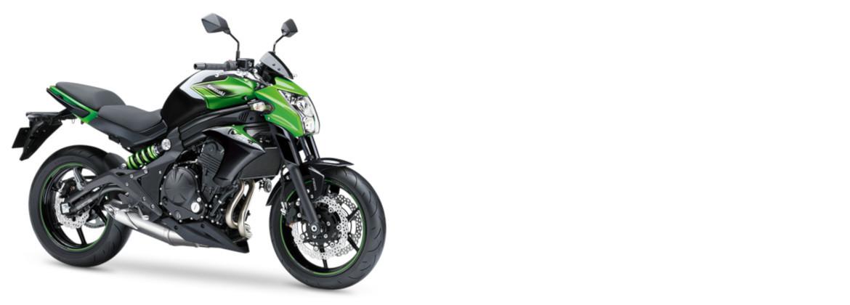Akcesoria motocyklowe dla Kawasaki ER-6N