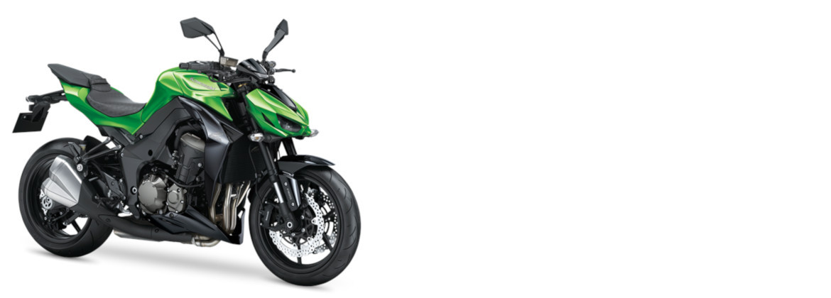 Motorcycle accessories for Kawasaki Z1000