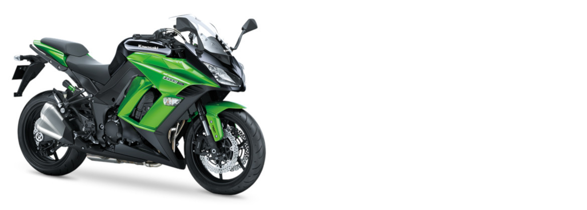 Motorcycle accessories for Kawasaki Z1000SX