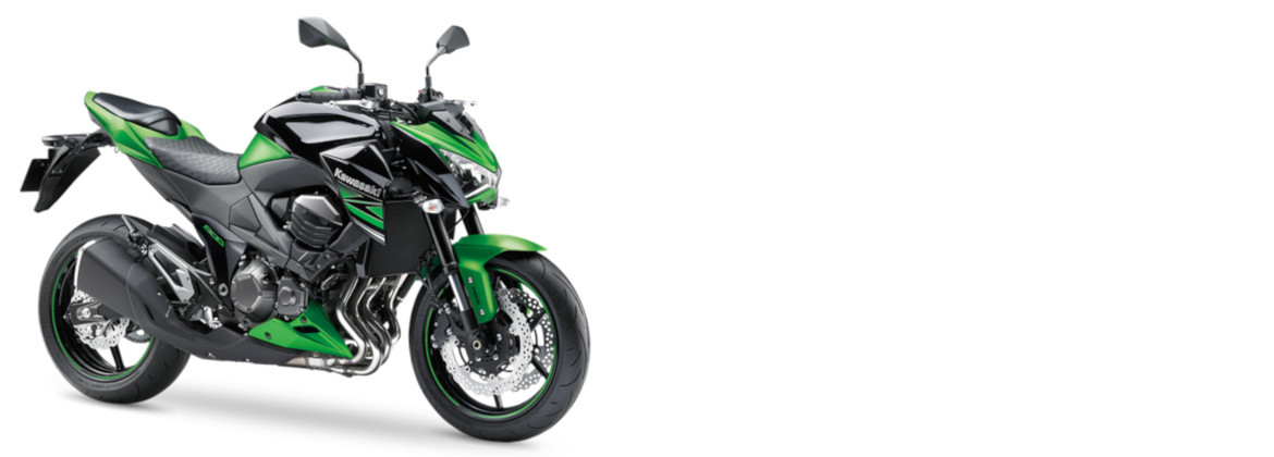 Motorcycle accessories for Kawasaki Z 800