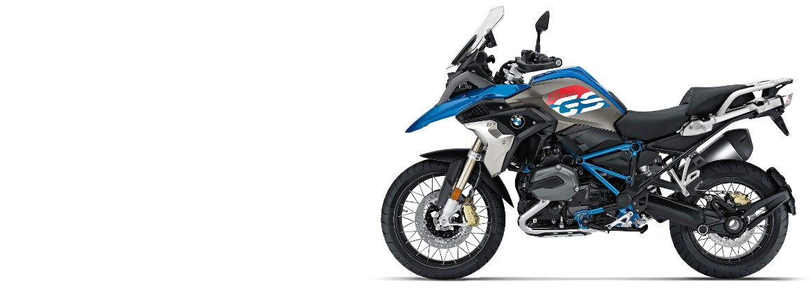 Motorcycle accessories for BMW R 1200 GS