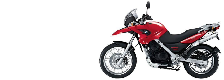 Akcesoria motocyklowe dla BMW G 650 GS