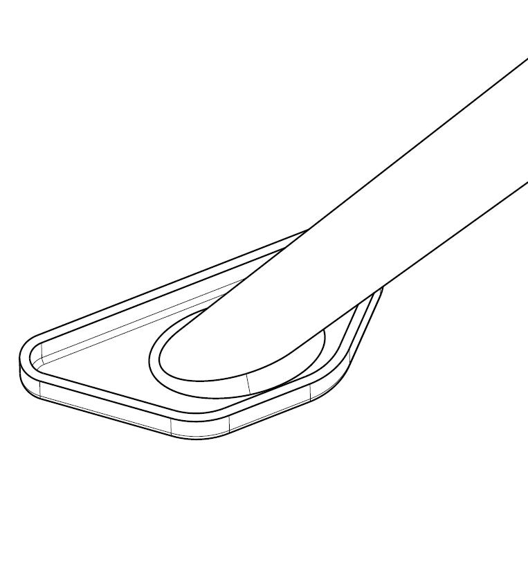 Stopka boczna DL650